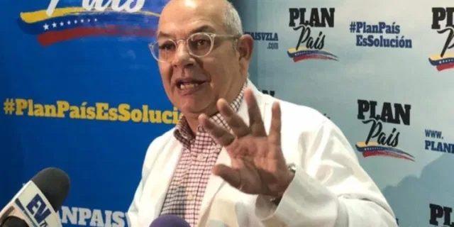 Dr. Julio Castro asegura que cifras oficiales del régimen no corresponden con lo observado en la vigilancia clínica