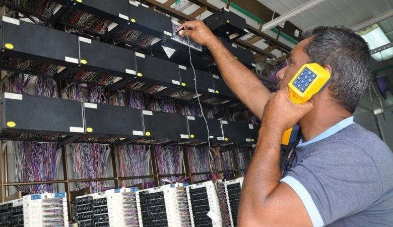 En Canaima Cantv reparo 58 líneas telefónica