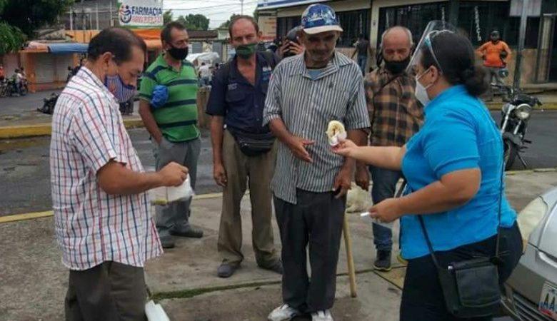 Gente de Barinas pasan hambre