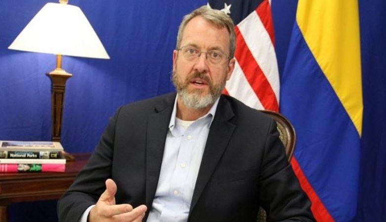 James Story, embajador plenipotenciario de EE.UU. para Venezuela
