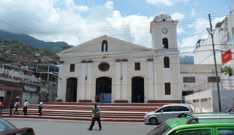 Iglesia de San Sebastían de Maiquetía